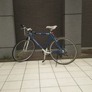 超軽量 クロスバイク 700c 700×25c