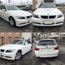 BMW320iツーリング/HID/パワーシート/ナビ、地デジ/ETC