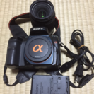 SONY デジタル一眼 DSLR-A100