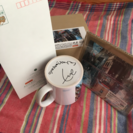 【歌い手 Eve】直筆サイン入りマグカップ&マイクロファイバークロス