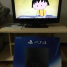 PS4(テレビ・テレビ台セット)