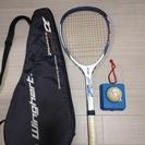 ソフトテニス用ラケット マッスルパワー6500(後衛用)
