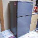 冷蔵庫82L、2ドア(1991)高931,幅476奥474、重量2...