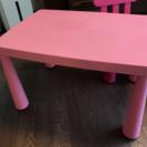 IKEA 椅子 机 セット
