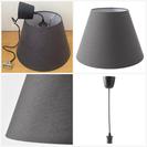 美品 IKEA 照明 LED電球付! 即使えるセット