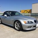 BMWのオープンカー エンジン、外装共に良好です。車検たっぷり。