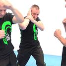 最先端護身術「ディフェンスラボ」パーソナルトレーニング
