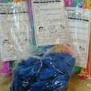 風船のステッキ(8袋)、風船(1袋)無料でお譲りします