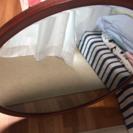 鏡(壁掛け可)