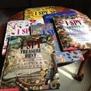 『I SPY』の本まとめて6冊