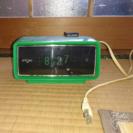 デジタル時計 置き時計 SEIKO 昭和 レトロ アンティーク 古民家
