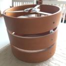 木製のランプシェード