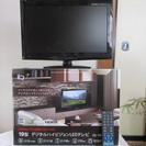 地上デジタルテレビ 19   IQ191-LEDTV