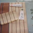 【未使用】 本場筑前博多織・小袋帯・正絹