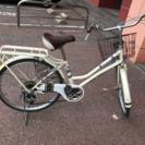 24インチ中古自転車