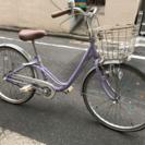 ジュニア自転車、24インチ中古