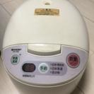 【無料】5合炊き炊飯器(あげます)