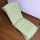座椅子【グリーン】