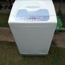 HITACHI 洗濯機 5キロ 2003年 幅54㎝ 奥行51㎝ ...