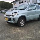 H11年式 スズキ kei AT 4WD ターボ