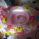 幼児用の浮き輪