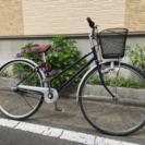 3段変速付きシティーサイクル