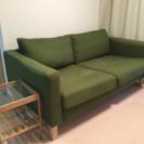 IKEA ソファ&サイドテーブル
