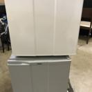ワンドア冷蔵庫2台セット!