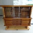 ガラス戸サイドボード(2906-42)