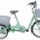 三輪自転車 新古車