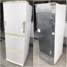 SHARP 両開き 345L  3ドア冷凍冷蔵庫 板橋区