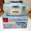 CDラジカセ SAD-4935/A KOIZUMI (新品同様)