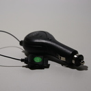 ガラ携 充電器 シガライター用