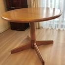 柏木工  丸テーブル