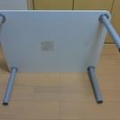 ニトリ 白いローテーブル