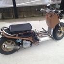 ホンダ ズーマ- 50㏄バイク ヘルメットサービス付き 中古品
