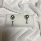 真珠のネックレス 新品未使用 K14WG
