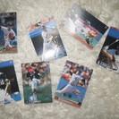 2001カルビー ベースボールカード7枚金サイン(千葉ロッテマリー...