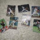 2001カルビー ベースボールカード7枚金サイン(阪神タイガース)...