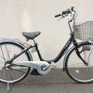ヤマハ パス リチウム 緑 ビビ アシスタ 神戸市 電動自転車