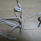 イヤフォン HTC