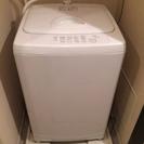【無印良品 洗濯機 中古美品!】