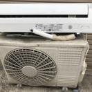 日立 2014年製 白くまくん 8畳用 エアコン 2.5kW ② 板橋区
