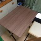 折り畳み式テーブル(使用期間1年半)
