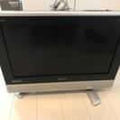 AQUOS 26型 テレビ 完動品