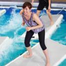 プール施設のフロント業務スタッフ募集