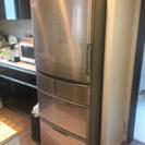 美品 2015年製 SHARP冷蔵庫 ドア左右開き