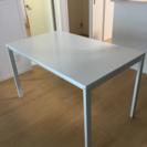 ★IKEAのダイニングテーブル(ホワイト)★