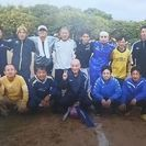 シニアサッカーメンバー募集