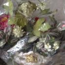 造花の置物